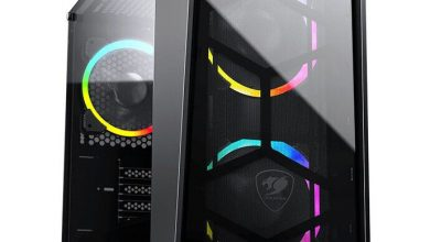Photo of Cougar MG120-G RGB, anunciada esta novedosa caja Micro-ATX