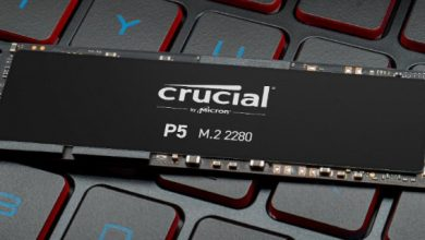 Photo of Crucial P5 SSD NVMe ya esta disponible con capacidades de hasta 2 TB