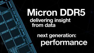 Photo of DDR5, Micron impulsa la adopción con un programa de habilitación