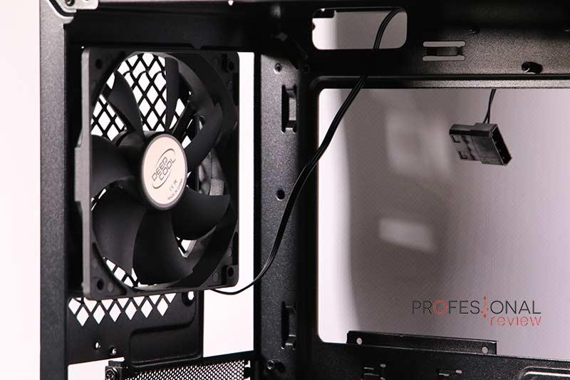 DeepCool CL500 Ventilación