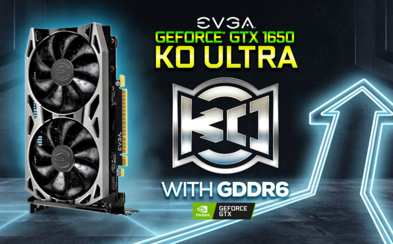 GTX 1650 KO Ultra
