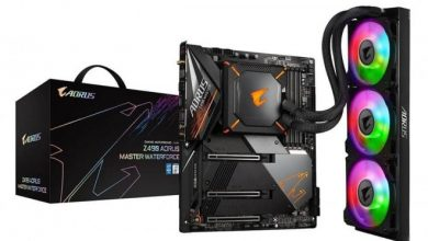 Photo of Gigabyte Z490 AORUS Master WaterForce es anunciada