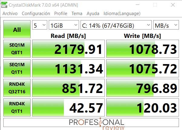 Lenovo Legion 5i SSD