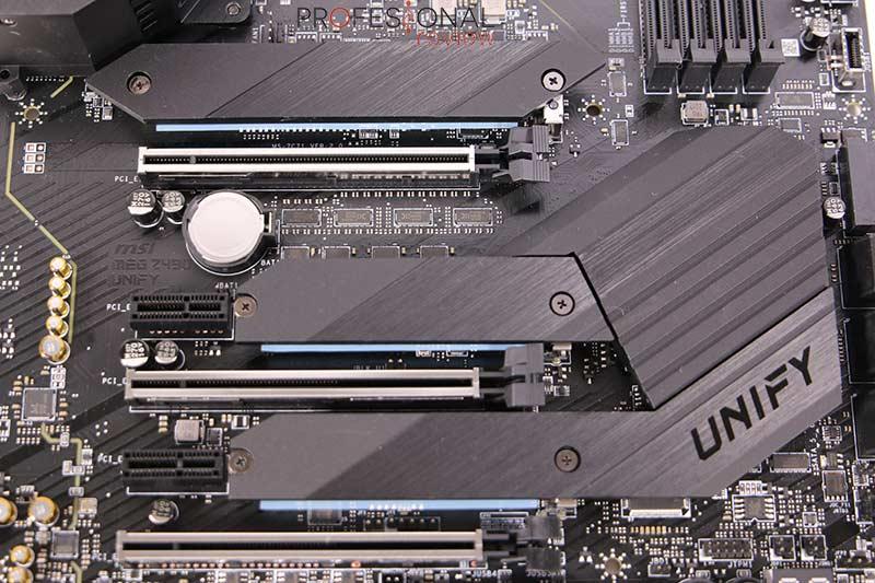 MSI MEG Z490 Unify PCIe