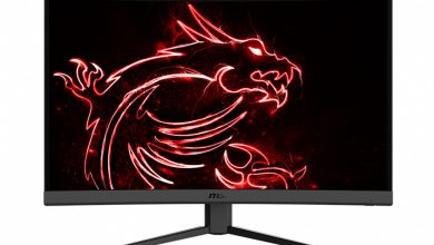 Photo of MSI Optix G32CQ4: Nuevo monitor curvo de la marca