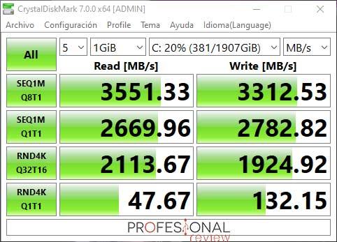 MSI Trident X 10th SSD