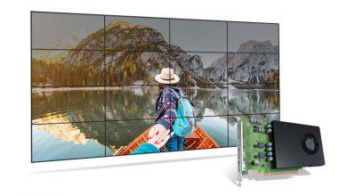 Photo of Matrox D1450 presentada: salida de vídeo 4K hasta 4 monitores