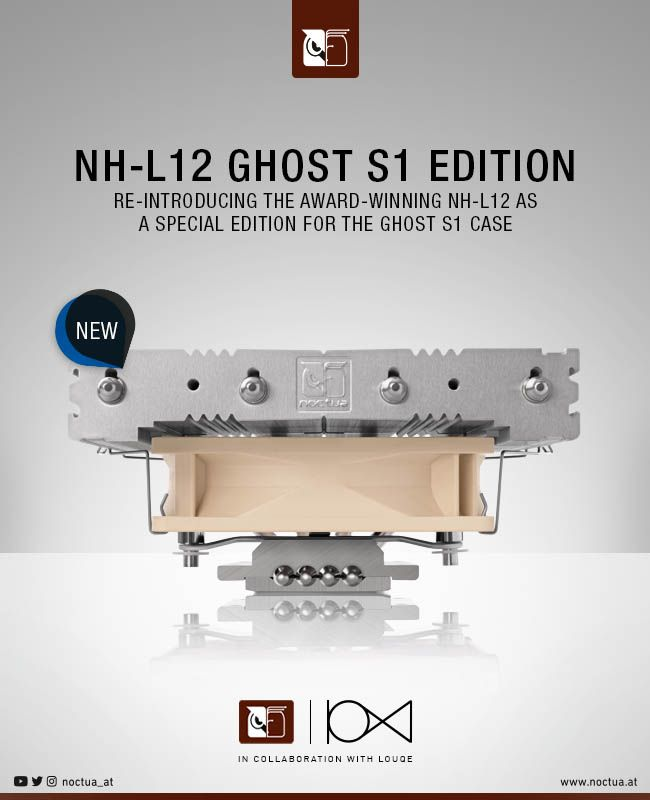 NH-L12 Ghost S1 Edition