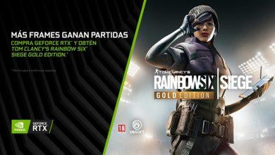 Photo of NVIDIA regala Rainbow Six Siege a los compradores de GPUs RTX 20