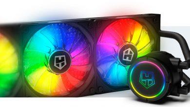 Photo of Nox H-360 ARGB es un nuevo refrigerador liquido para CPUs Intel y AMD