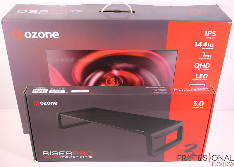 OZONE DSP27 IPS Review