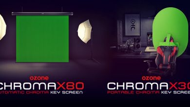 Photo of Ozone Chroma X30 y Chroma X80, pantallas verdes económicas