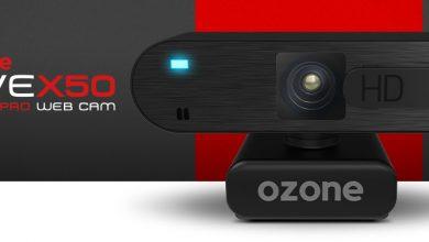 Photo of Ozone LiveX50, nueva webcam 1080 con autofocus y micrófono dual