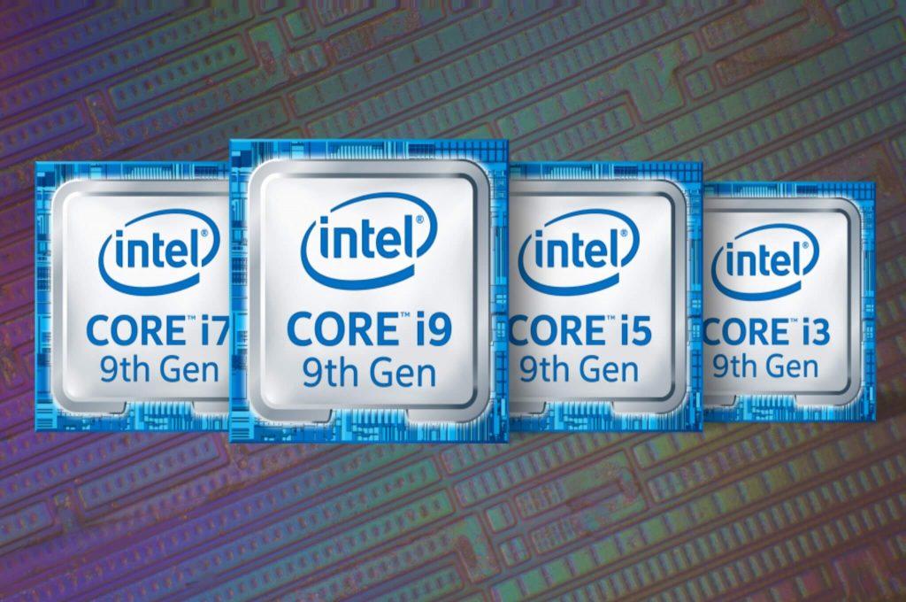 Gama de Procesadores Intel