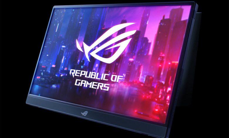 Photo of ROG Strix XG16, un monitor portatil 'gaming' con panel de 144Hz