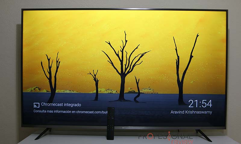 Xiaomi Mi LED TV 4S 55 Review
