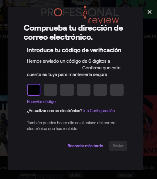 cómo hacer streaming twitch