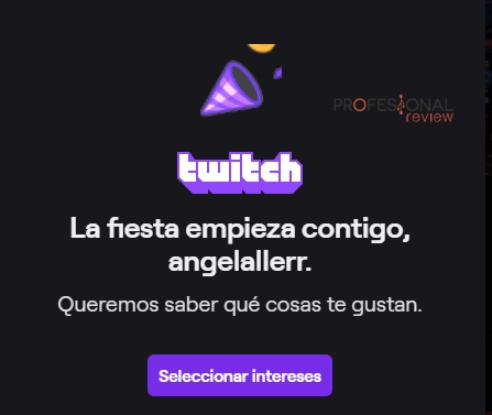 cómo hacer streaming twitch paso 4