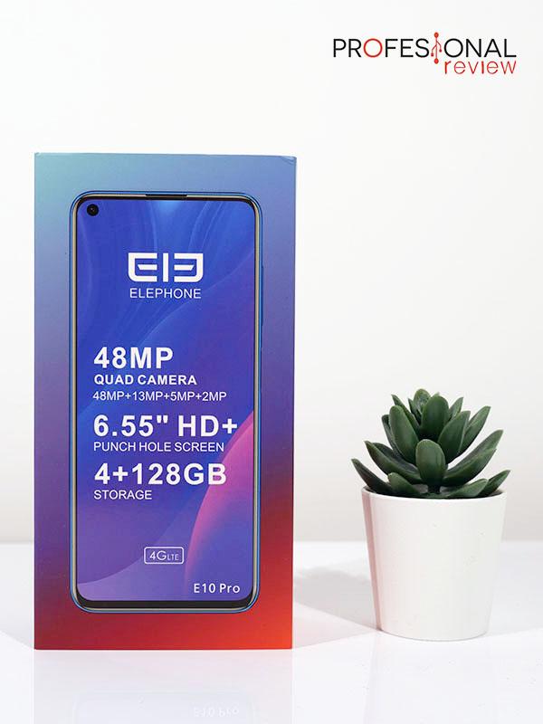 Elephone E10 Pro