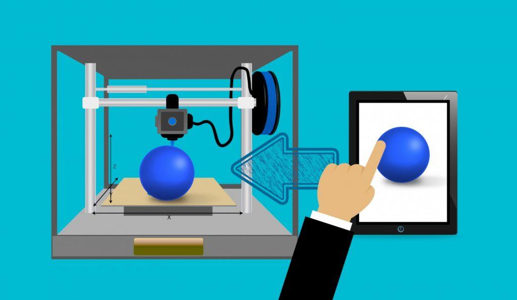 3d printer uso