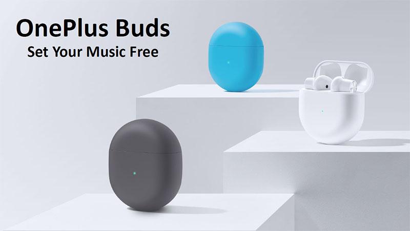 One Plus Buds