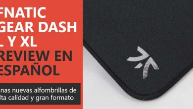 Photo of Fnatic Gear Dash L y Dash XL Review en Español (análisis completo)