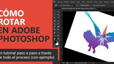 Photo of Cómo rotar en Photoshop [capas, objetos y vista]