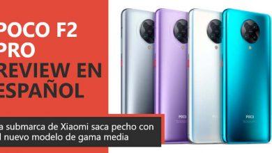 Photo of POCO F2 PRO Review en Español (análisis completo)
