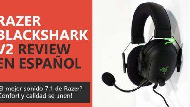 Photo of Razer BlackShark V2 Review en Español (análisis completo)