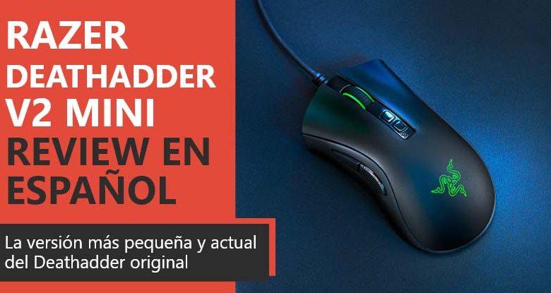 Photo of Razer Deathadder V2 Mini Review en Español (análisis completo)