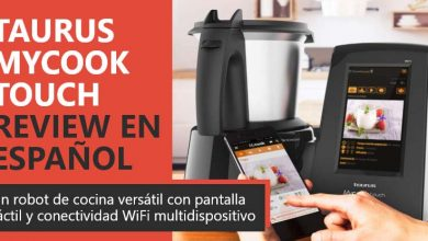 Photo of Analizamos Mycook Touch, la Smart cooking del momento