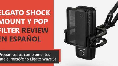 Photo of Elgato Wave Pop Filter y Shock Mount Review en Español (análisis completo)