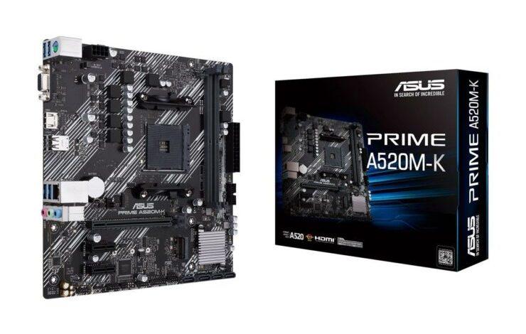 Photo of AMD A520, las placas de gama baja podrían lanzarse el 18 de agosto