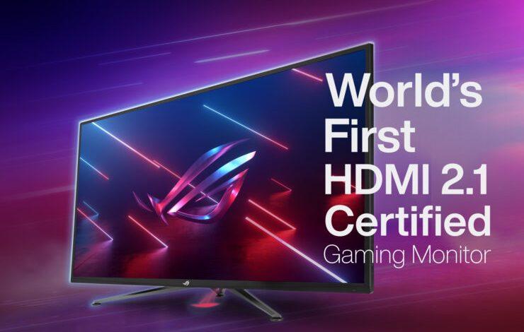 Photo of ASUS presenta el primer monitor 'gaming' con HDMI 2.1 del mundo
