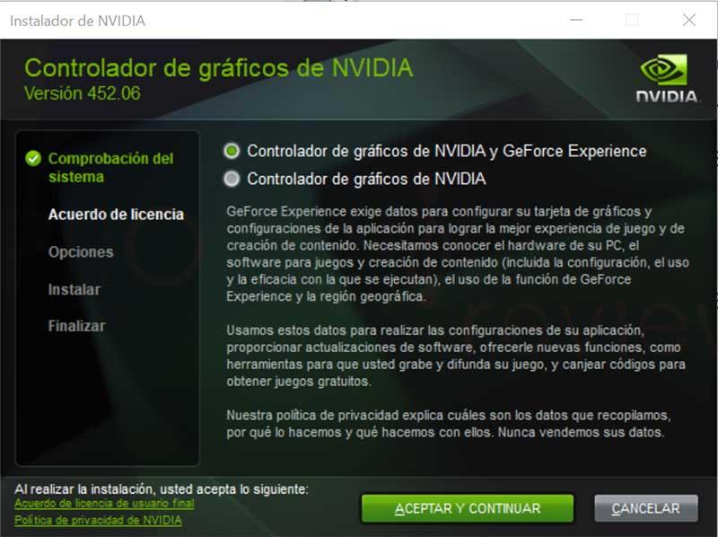 Actualizar driver Nvidia paso18
