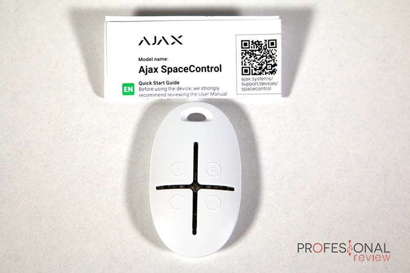 Ajax Alarma Review