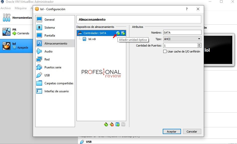 Cómo usar VirtualBox paso a paso