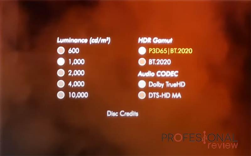 Calibrar proyector paso05