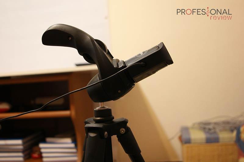 Calibrar proyector paso03