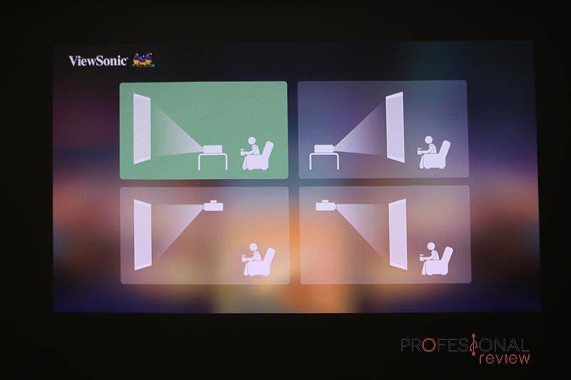 Calibrar proyector paso02