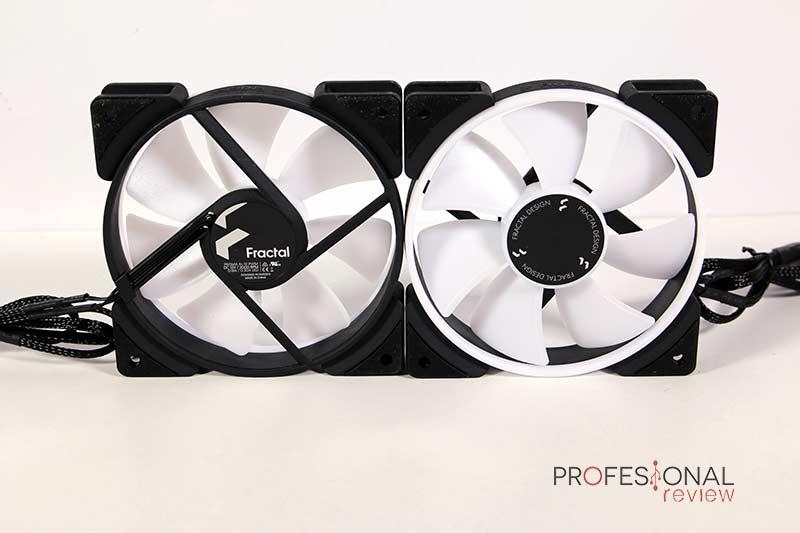 Fractal Design Celsius+ S24 Prisma Ventiladores