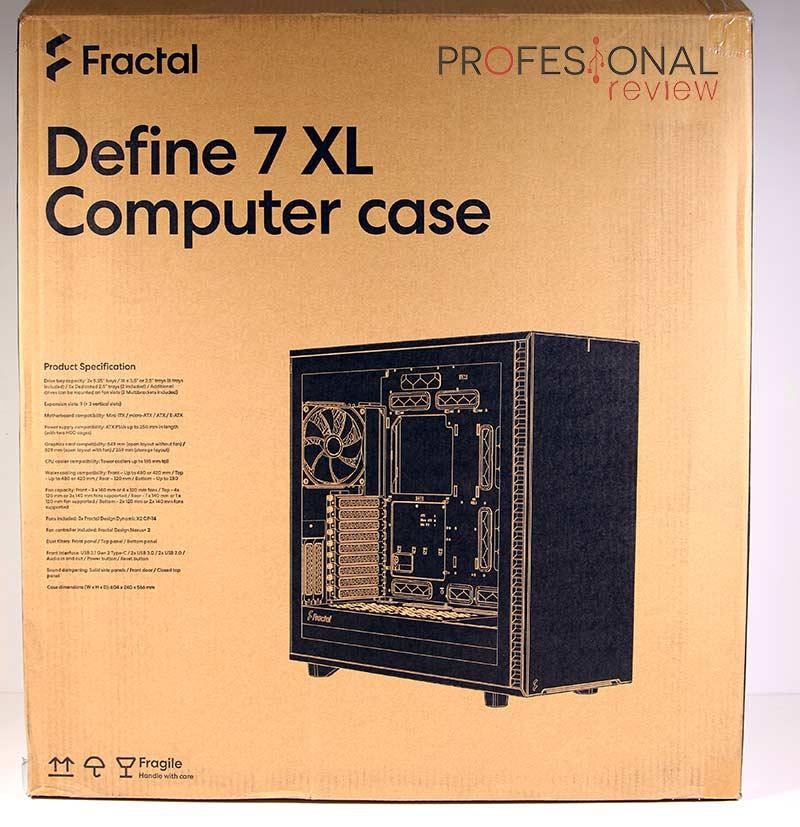 Fractal Define 7 XL TG Review