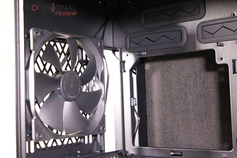 Fractal Define 7 XL TG Ventiladores