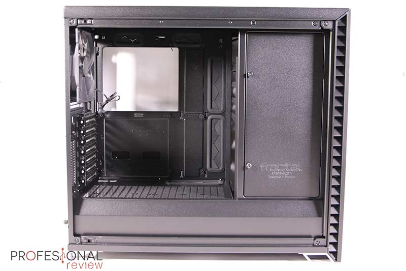 Fractal Design Vector RS Interior