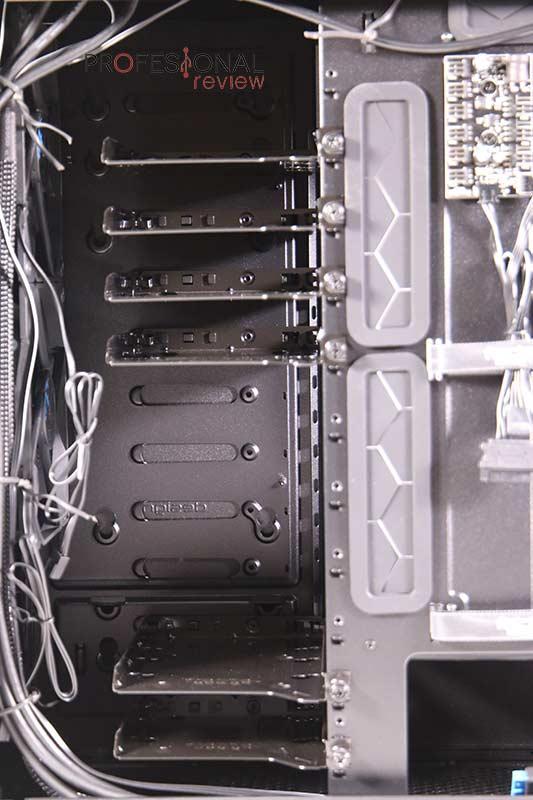 Fractal Design Vector RS Almacenamiento