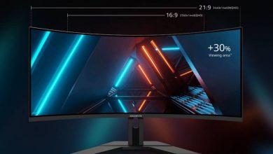 Photo of GIGABYTE G34WQC: nuevo monitor gaming curvo de 34 pulgadas