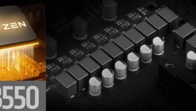 Photo of Gigabyte B550, diseñan modelos V2 por la escasez de componentes PWM