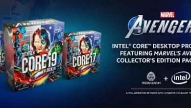 Photo of Intel Core Avengers, nuevos procesadores 'KA' con motivo de Marvel