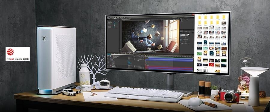 MSI anuncia nuevos monitores Creator PS321