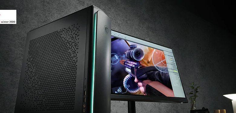 Photo of MSI lanza PCs Creator P100X / P100A y monitor MSI Creator PS321